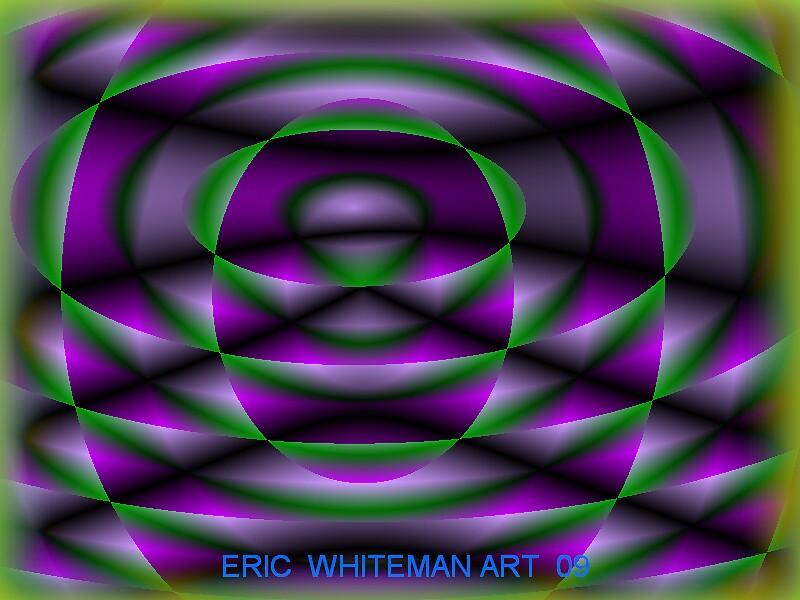 ( PATCKWORK ) ERIC WHITEMAN  by ericwhiteman