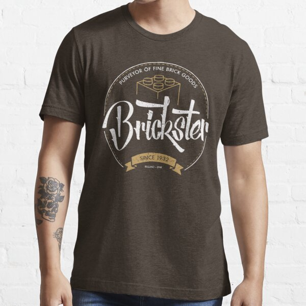 Brickster - Purveyor of Fine Brick Goods Essential T-Shirt