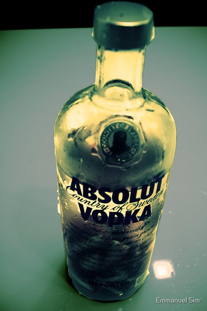 Vodka by Emmanuel Sim