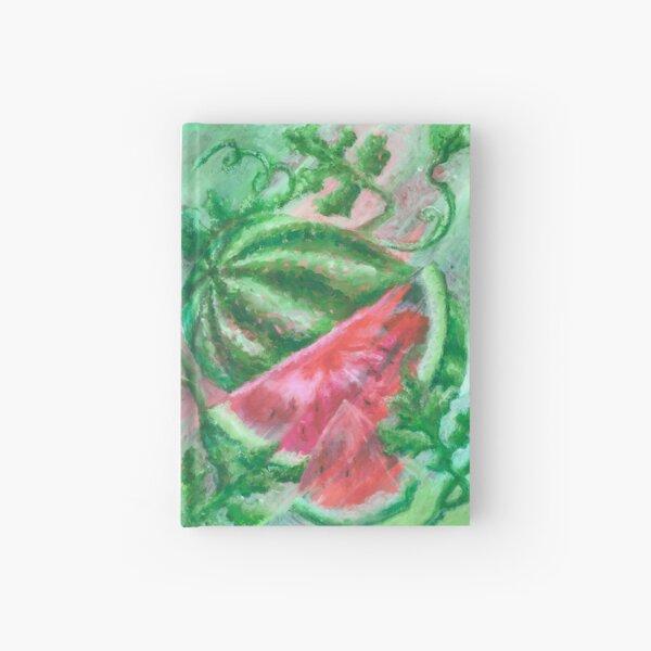 Summer fresh - Watermelon Hardcover Journal