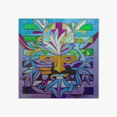 Hexagram 24: Fu (Turning Point) Art Board Print