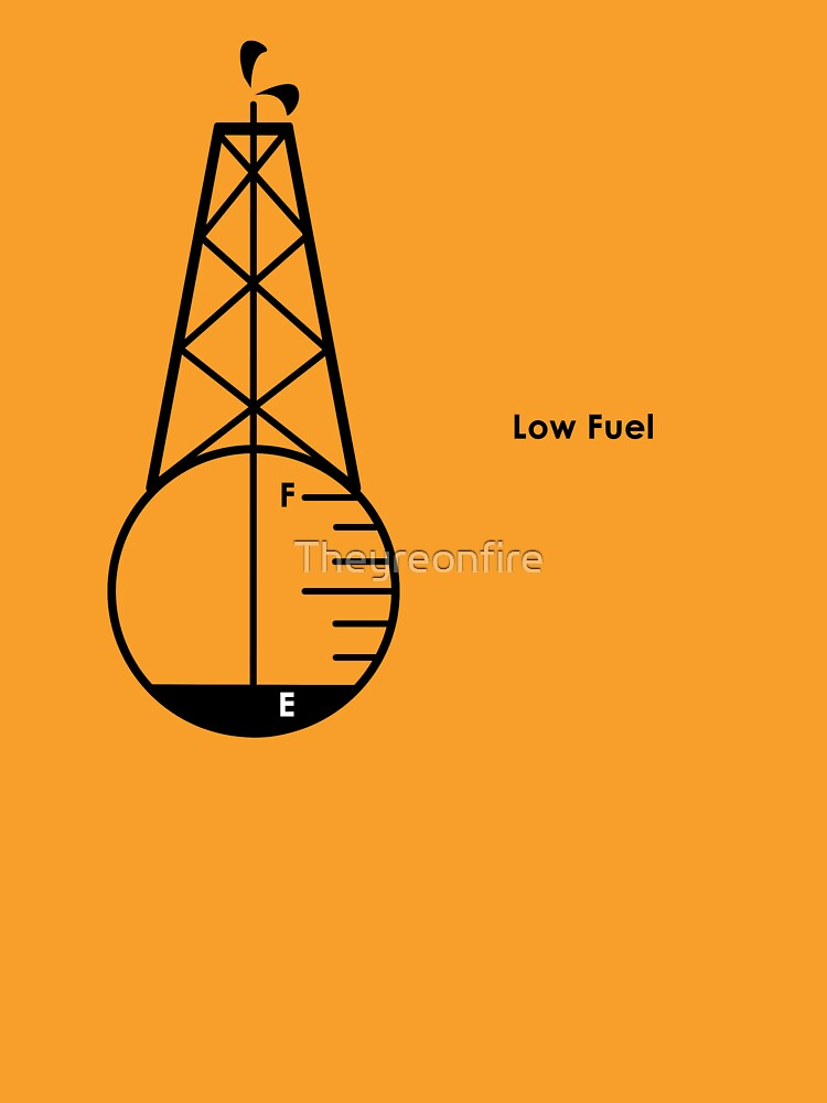 Low on Oil by Theyreonfire