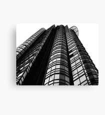 Corporate Prison Canvas Print
