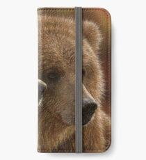 "Brown Bears ""Lazy Daze"" iPhone Wallet/Case/Skin"
