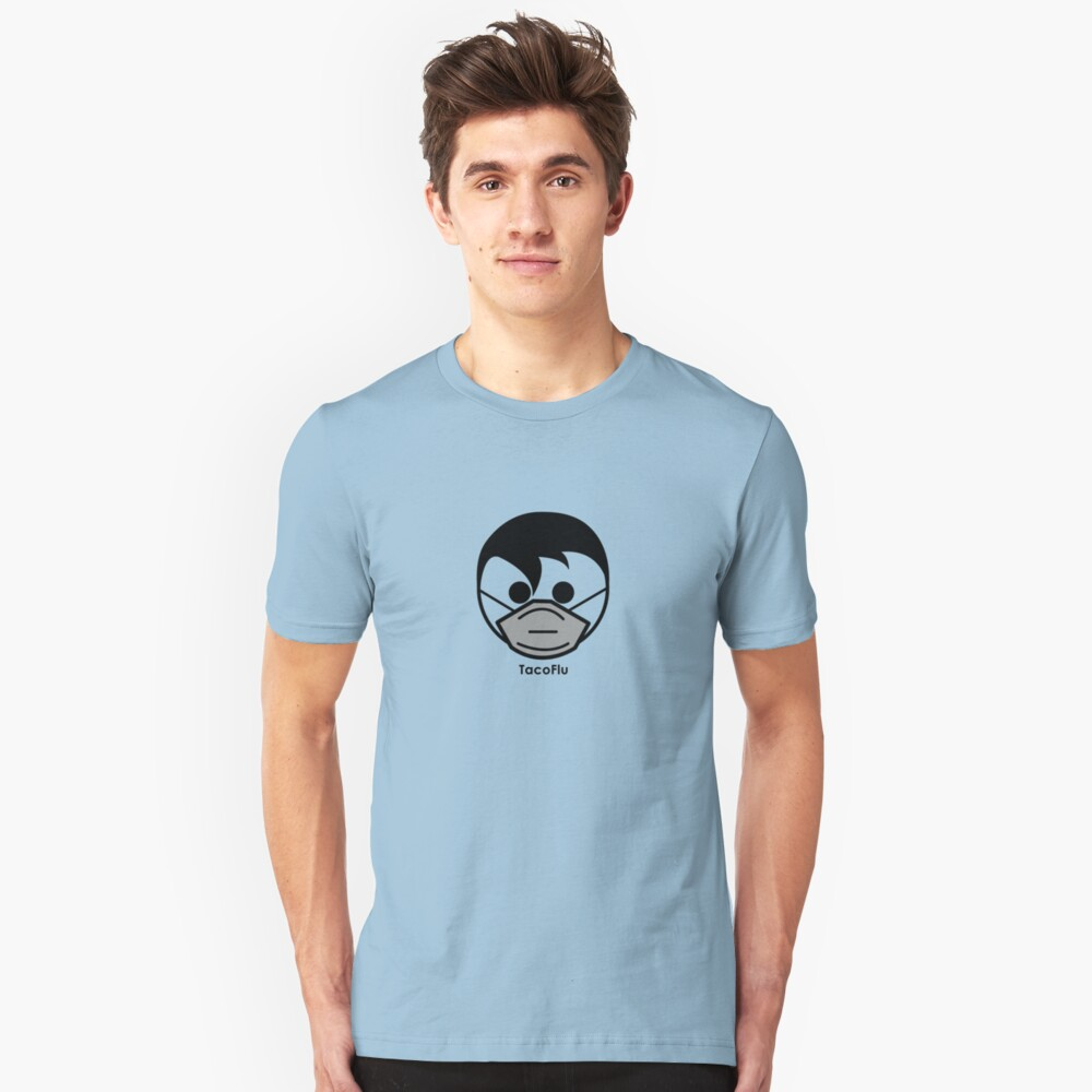 The Taco Flu Unisex T-Shirt Front