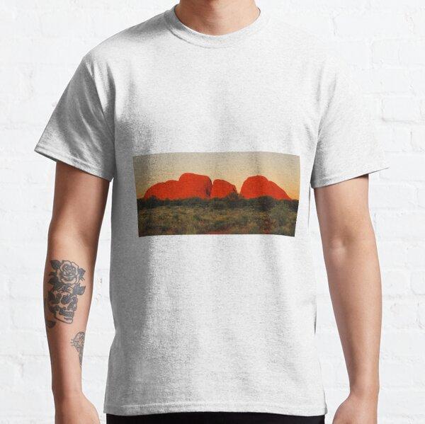 Olgas Sunset Classic T-Shirt