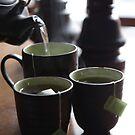 tea for three................. by deborah brandon