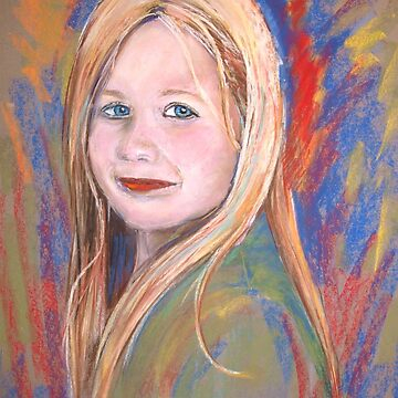 Portrait of Abigail by ginnymac