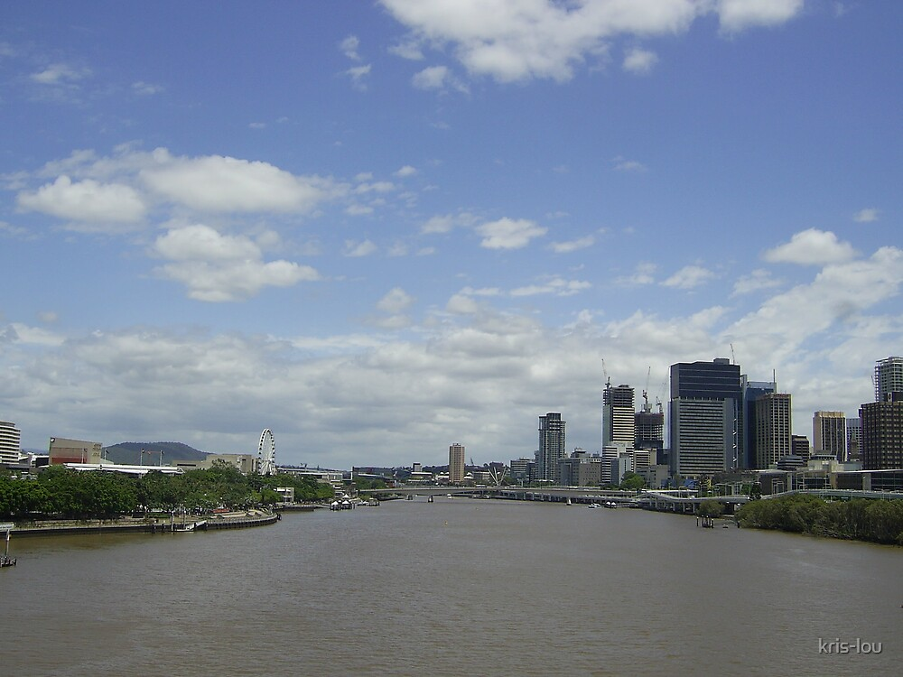 Brisbane River by kris-lou