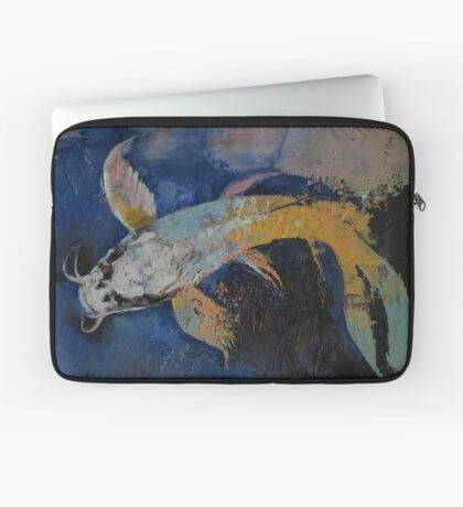 Dragon Koi Laptop Sleeve
