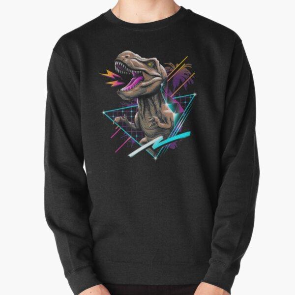 Rad T-Rex Pullover Sweatshirt
