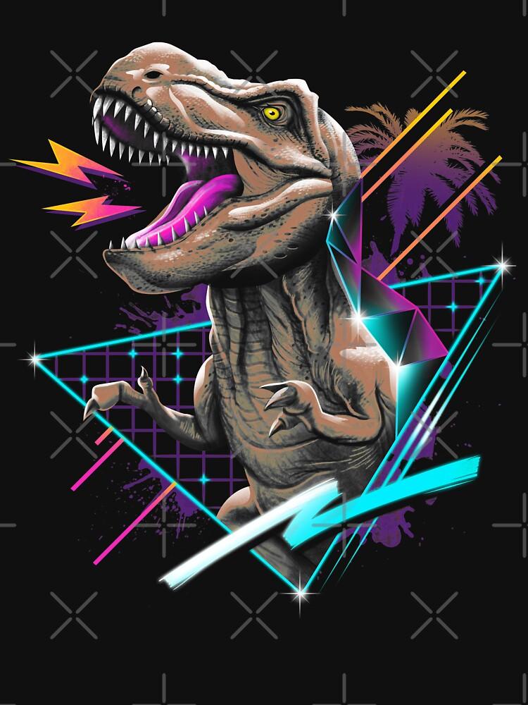 Rad T-Rex by vincenttrinidad