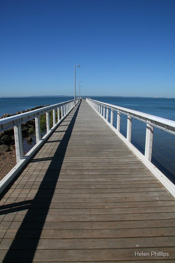 Walkway to the Horizon by Helen Phillips