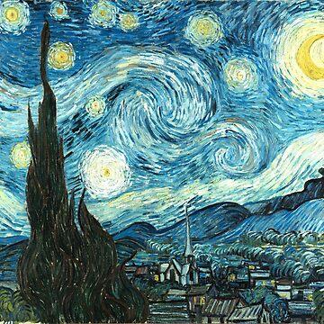 Starry Night by rapplatt