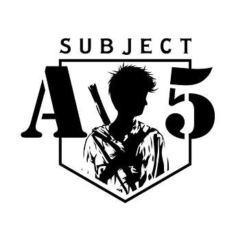 Subject A5 newt The glue by Diardo