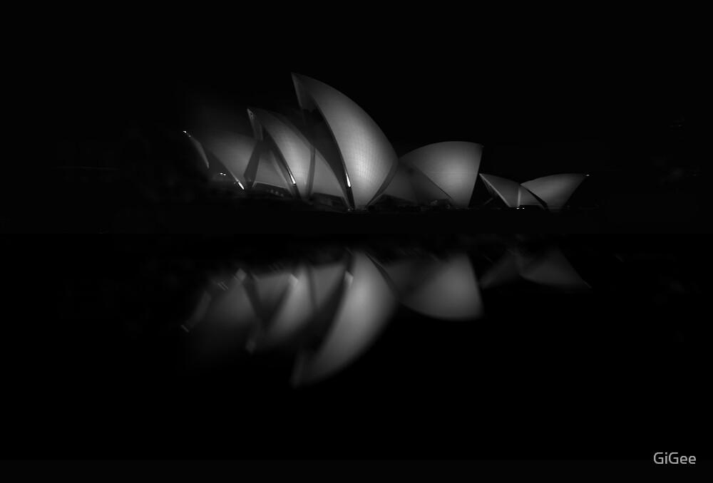 Phantom Ship by GiGee