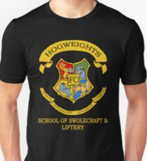 Hogweights Swolecraft Liftery Unisex T-Shirt