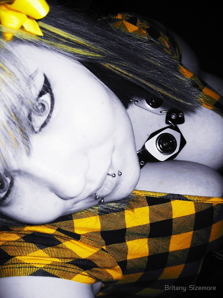yellowattack by Britany  Sizemore
