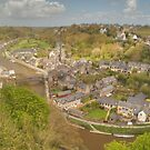 Dinan .. The View from the Lookout by Michael Matthews