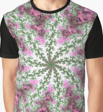 Wildflowers in the Garden Graphic T-Shirt