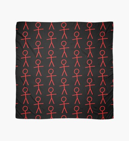 #WalkInRed Anonymous Avatar Scarf