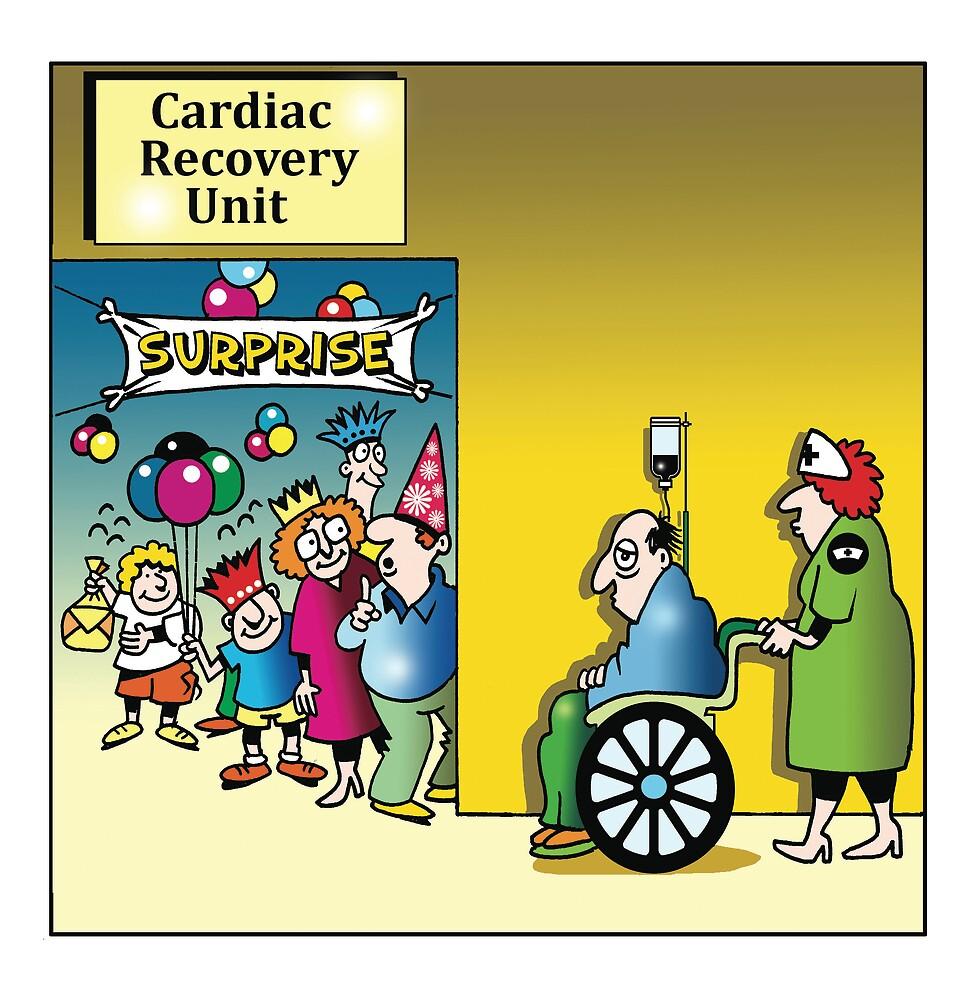 cardiac arrest by Mark  Lynch