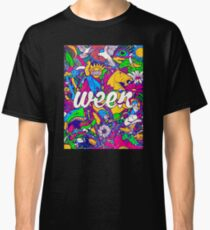 halloween with ween Classic T-Shirt