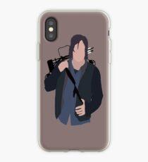Vinilo o funda para iPhone Daryl Dixon