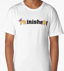 Phinished Long T-Shirt