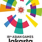 Asian Games 2018 by yonkdesigner