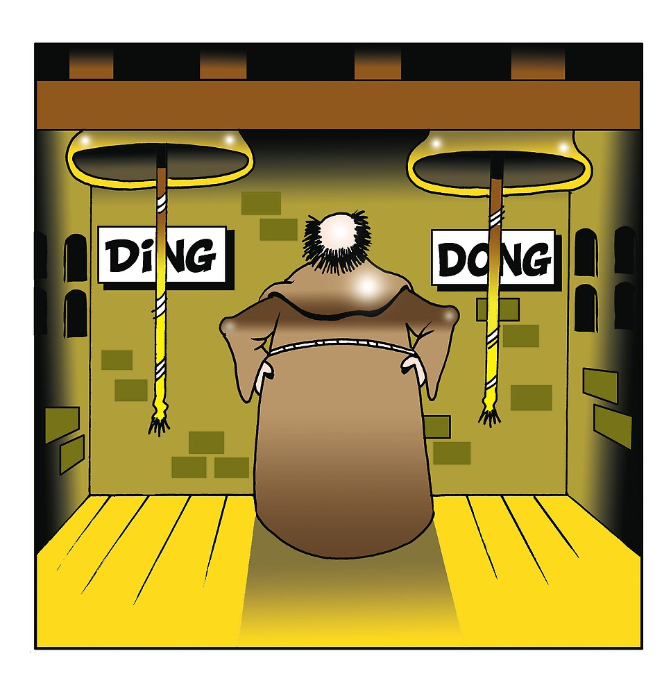 ding dong by Mark  Lynch