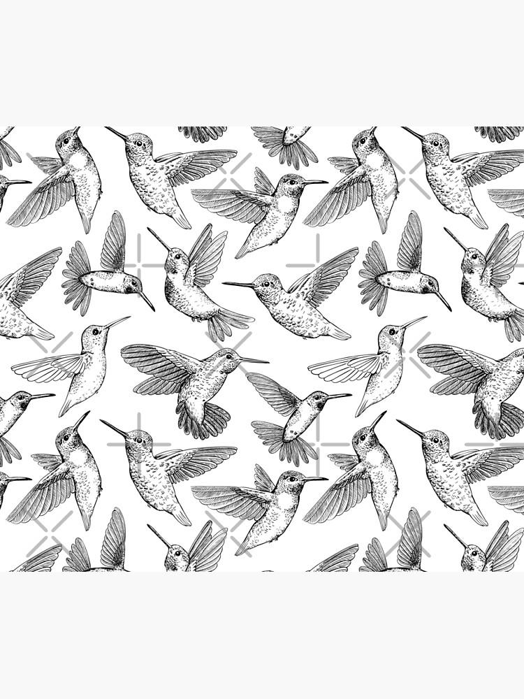 Hummingbirds  by katerinamk