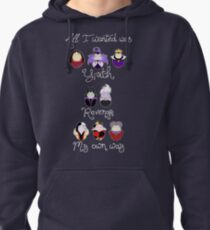 The Wicked Ladies Pullover Hoodie