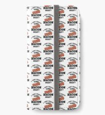 I Just Really Like Bacon Funny Quote T-Shirt iPhone Wallet/Case/Skin