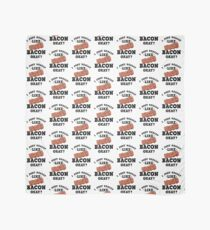 I Just Really Like Bacon Funny Quote T-Shirt Scarf