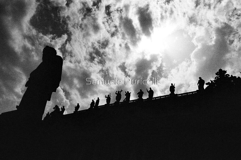 silhouette by Samuele Puricelli
