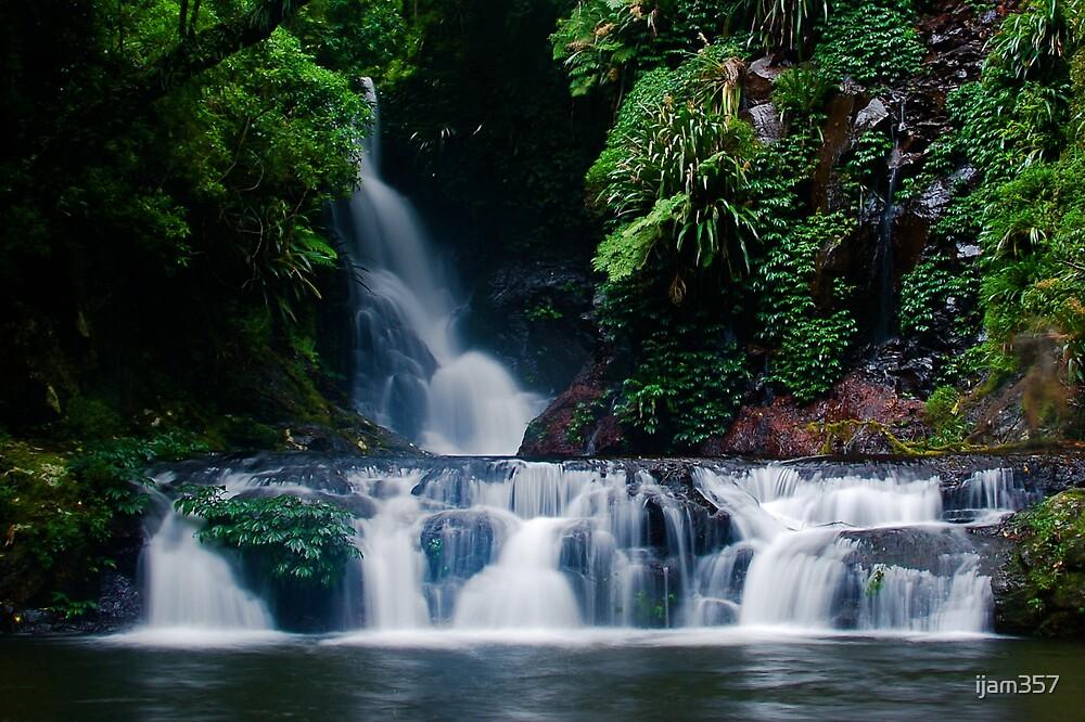 Elebana Falls by ijam357