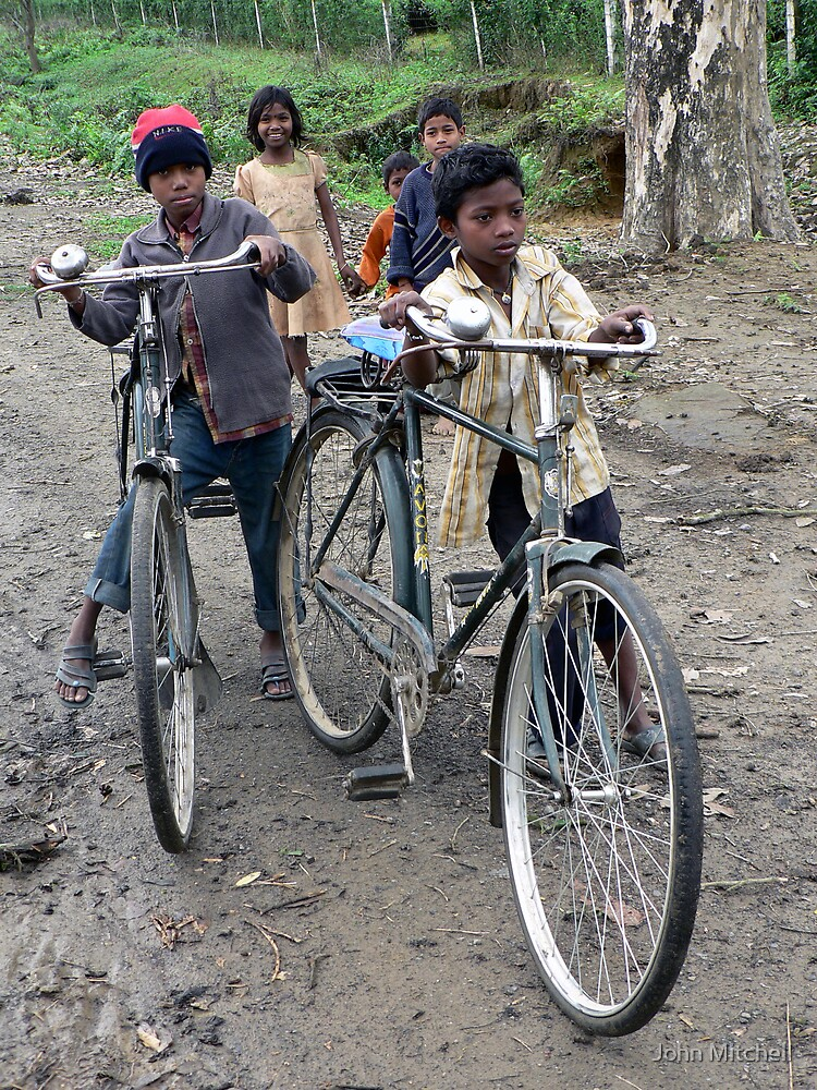 Assam's BMX Bandits! by John Mitchell