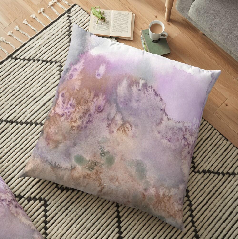 Tongariro 1 Floor Pillow