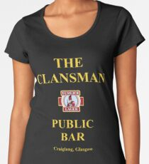 Clansman THIS ARTWORK IS ALSO AVAILABLE ON OTHER MERCHANDISE Women's Premium T-Shirt