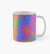 Abstract ILY sign Mug