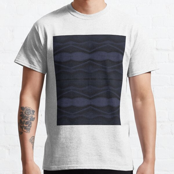 Structure, framework, composition, frame, texture,  decoration, motif, marking Classic T-Shirt