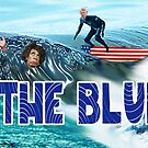 Riding the Blue Wave by ayemagine