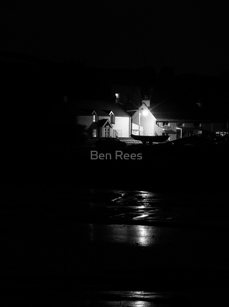 Night House by Ben Rees
