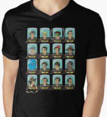 Doctorama Men's V-Neck T-Shirt