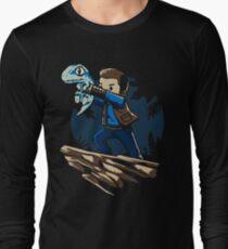 The saurus king Long Sleeve T-Shirt