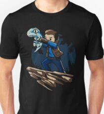 The saurus king Unisex T-Shirt
