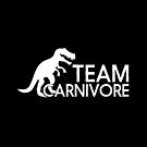 Team carnivore with T-REX by jazzydevil