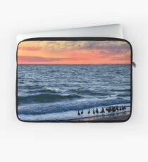 Willets and Sundown Surf Laptop Sleeve