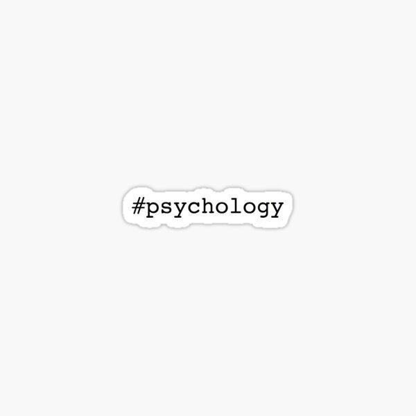 #psychology Sticker